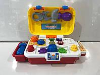 Говорящий чемоданчик с инструментами детский набор