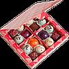 """Коробочка с конфетами ручной роботы """"Love""""."""