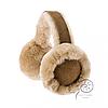Шапка детская - наушники на овчине, ECL (Англия)