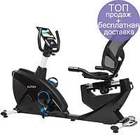 Горизонтальный велотренажер ELITUM LX900 iConsole+ для дома и спортзала,Львов
