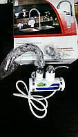 Проточный водонагреватель ONEPOD с монитором