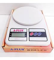 Весы кухонные электронные с ЖК дисплеем