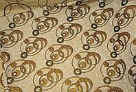 """Покрывало полуторное на диван, кровать """"Юниверсал"""", цвет - коричневый."""