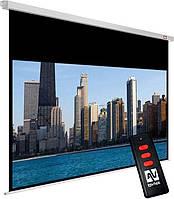 Проекционные экраны Avtek Cinema Electric 300P