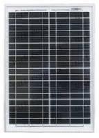 30Вт. Монокристаллическая солнечная панель KM30(6)