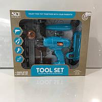 Набор инструментов, детские игрушки