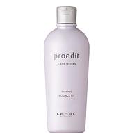 Lebel Proedit bounce fit - шампунь восстанавливающий для сухих, ломких волос, 300 мл