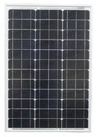50Вт. Монокристаллическая солнечная панель KM50(6)