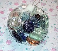 Декоративный стеклянный камень, Катрин