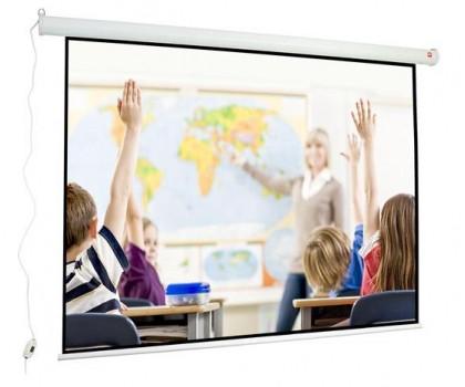 Проекционные экраны Avtek Wall Electric 200 (1EVEE5)