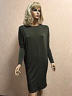 Женское оливковое платье Glamorous 40р (М)