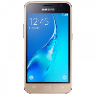 Смартфон Samsung Galaxy J1 2016 J120H Gold