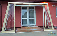 Стенки и окна ПВХ
