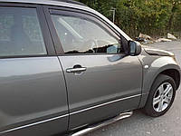 Стекло передней двери Suzuki Grand Vitara 2006 2.0 MT, 8450165J00