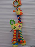 Игрушка-подвеска жираф