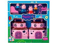 Дача Домик для Свинки Пеппы 666-017