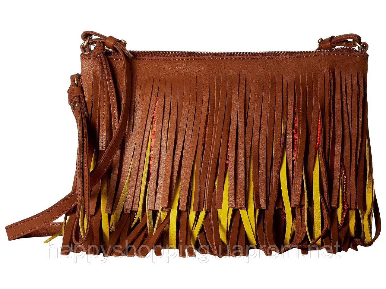 "Коричневая сумка ""Claudia"" Sam Edelman, фото 1"