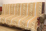 """Дивандеки """"Фараон"""" на диван и два кресла. Цвет - золото."""