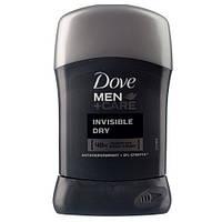 Антиперспирант-стик Dove Men+Care Invisible Dry  Экстразащита без белых следов50 мл