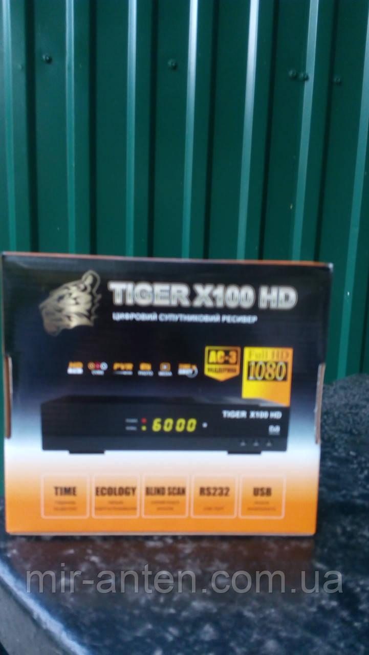 Tiger X100 HD Dolby Digital AC3
