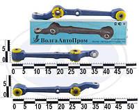 Рычаг передней подвески ВАЗ 2108-15, 2170-72, 1117-19, Спорт, с полиуретановыми сайлентблоками