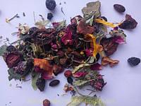 Чай фруктовый с клубникой 50 гр.