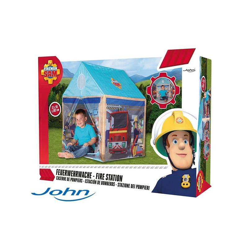 Палатка игровая детская Пожарный Сэм John 78203
