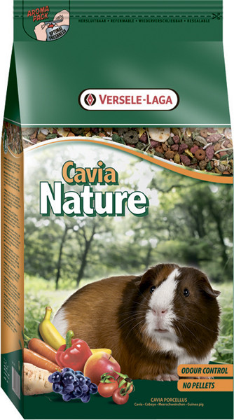 Versele-Laga (Верселе-Лага) CAVIA NATURE КАВИА НАТЮР 10кг - корм для морских свинок