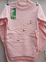 Туника вязка для девочки 4-9 лет (Karagaz 563)