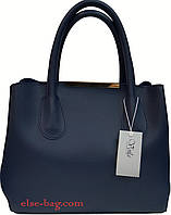 Женская сумка из эко кожи с планочкой спереди