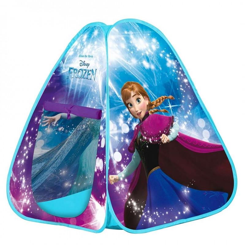 Палатка детская с LED подсветкой Frozen John 75112