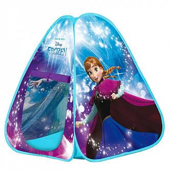 Палатка детская с LED подсветкой Frozen John 75112, фото 2