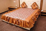 Покрывало БАНТИК на двуспальную кровать
