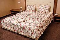 Покрывало НЕЖНЫЙ ЦВЕТОК (180*210) с подушками (50*70)