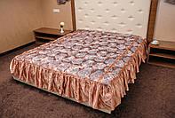 Покрывало стеганое на двуспальную кровать