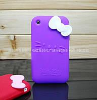 Чехол для iPhone 3G и iPhone 3Gs — Hello Kitty