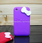 Чехол для iPhone 3G и iPhone 3Gs — Hello Kitty