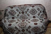 """Покрывало """"Кругоцвет"""" на двуспальную кровать"""
