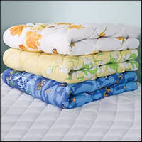 "Одеяло ""Шерсть"" евро размера"