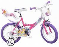 """Велосипед детский 14"""" Dino Bikes WINX"""