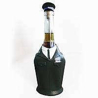 Декор бутылки к Дню защитника Украины Подарок мужчине военному. Сувениры военной тематики