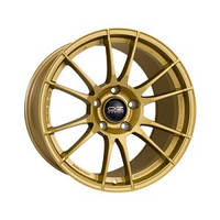 OZ ULTRALEGGERA RACE GOLD (R18 W7.5 PCD5x100 ET48 DIA71.6)
