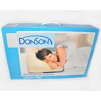 Ортопедическая подушка DONSON Gravity-Free 33х50