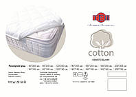 """Наматрасник 200*200 """"Cotton"""""""