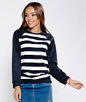 Теплый женский свитерS M L