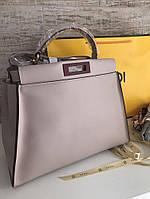 Стильная женская сумка FENDI PEEKABOO 33 см