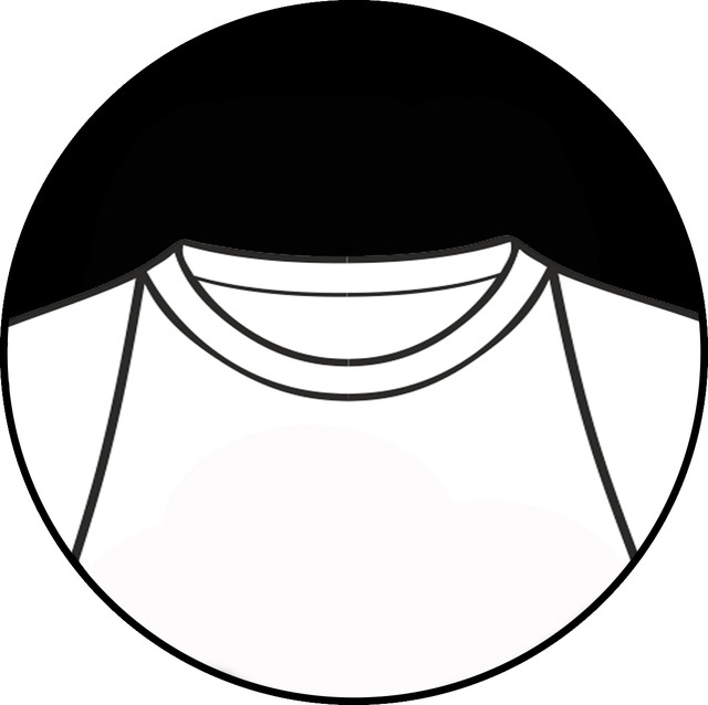 Круглая горловина