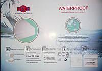 Водонепроницаемая простынь 190*120  P. E. на резинке