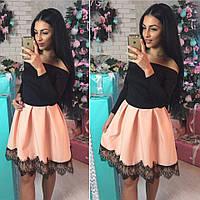 Платье неопрен женское ВТ205