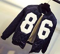 Спортивная женская зимняя куртка Deliy k-31KU4